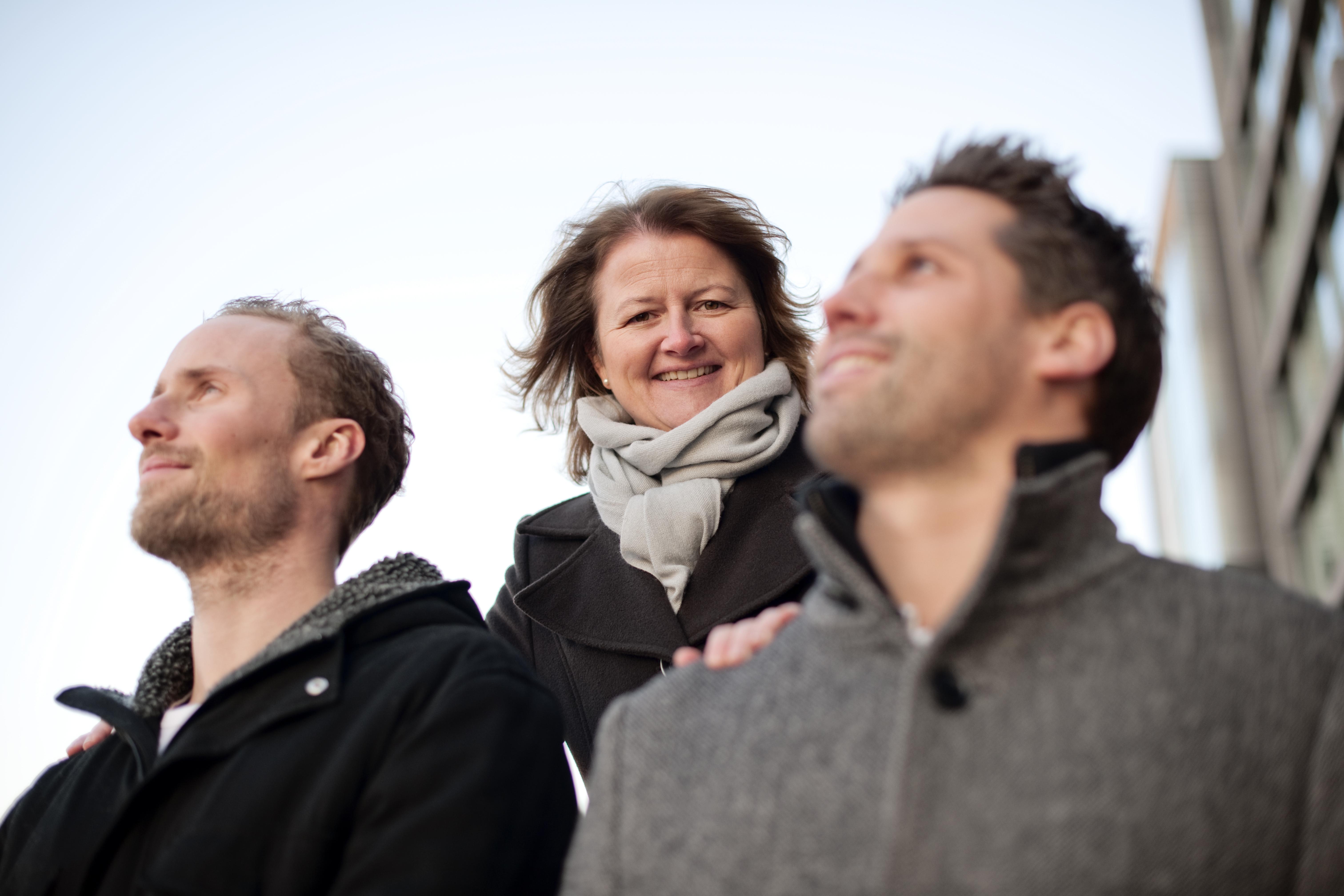 norske bedrifter går godt, sier Ellen Dokk Holm, småbedriftsøkonom i DNB.