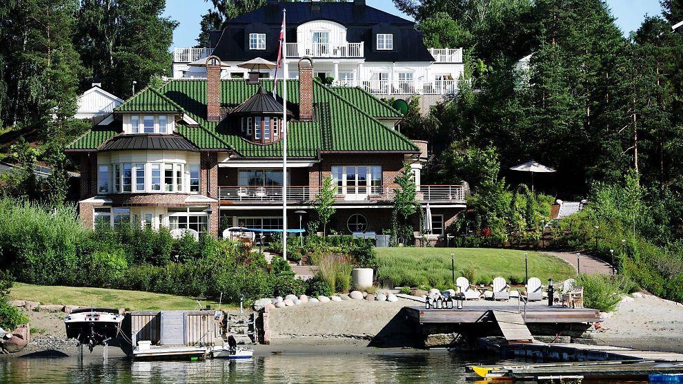 nyheter norge hus som selger agenter