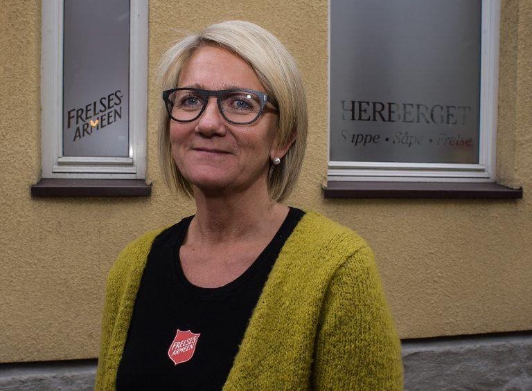 Kari Aahlberg er fortvilet og oppgitt over at overnattingstilbudet i Hveita legges ned.