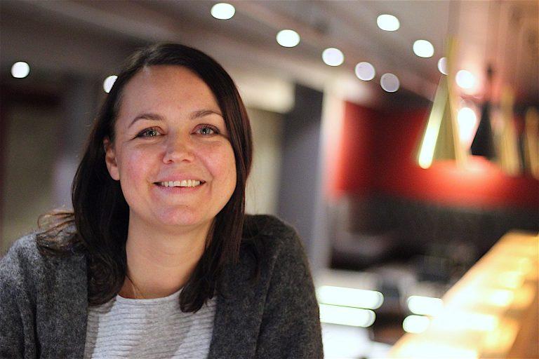 Marit Glimstad er salgs - og markedssjef i Olavshallen.