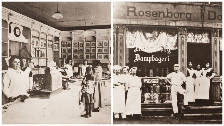 Foto: Rosenborg Bakeri