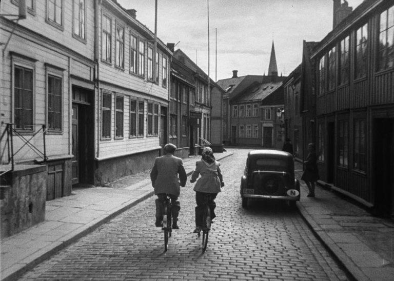 """Den nye dokumentarfilmen """"Trondheimsreisen"""" har premiere under Kosmorama tirsdag 6.mars. Foto: Arkiv"""
