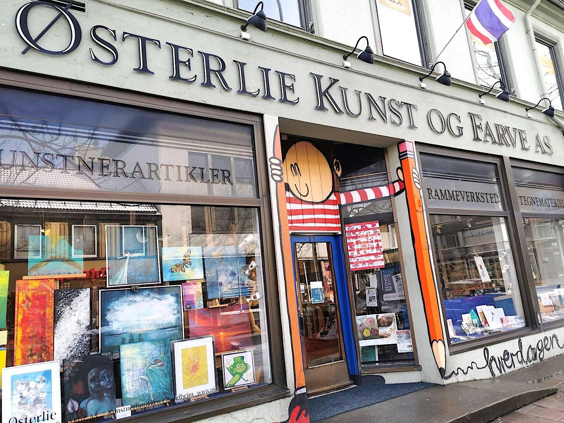 Østerlie Kunst & Farve: Gi en julegave som setter farge på hverdagen