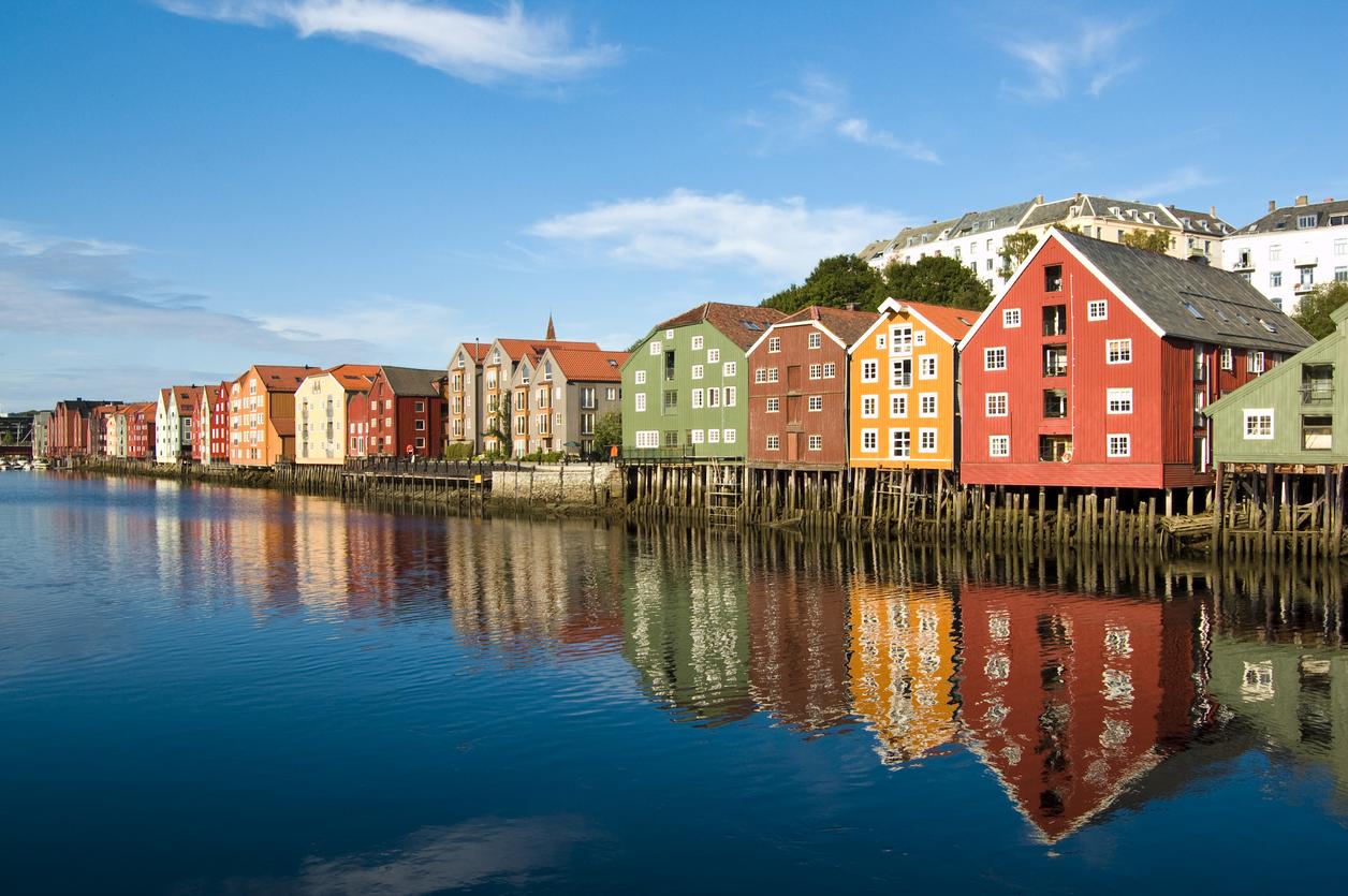 Se Trondheim med leiebil